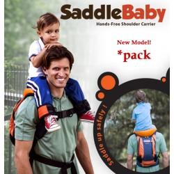 Mochila Bebe Saddle Baby